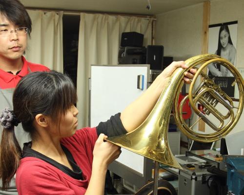 管楽器リペアスクール4