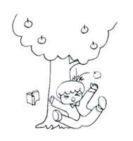 りんごの木002