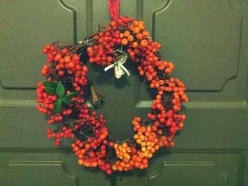 I2011 クリスマスリース