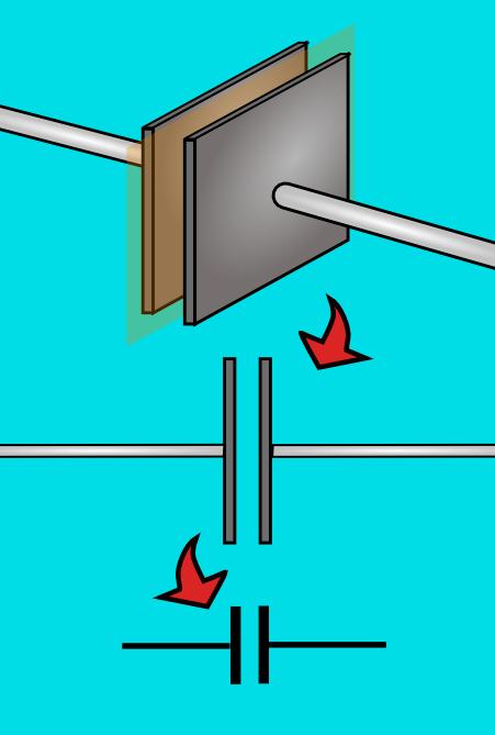 コンデンサ構造イメージ1