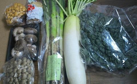 マルシェの野菜たち2
