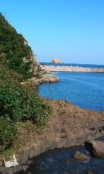 諸喰と和久王島