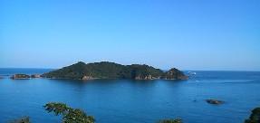 九島の灯台を回って行ってらっしゃーい