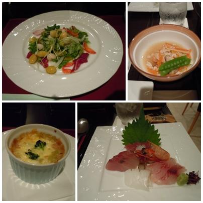 旬香夕食①