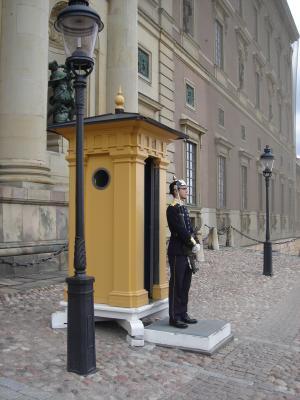 gardien chaetau stockholm