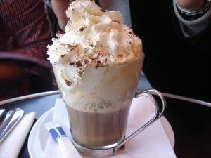 cafe vienoise