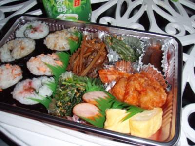 生駒山 お弁当