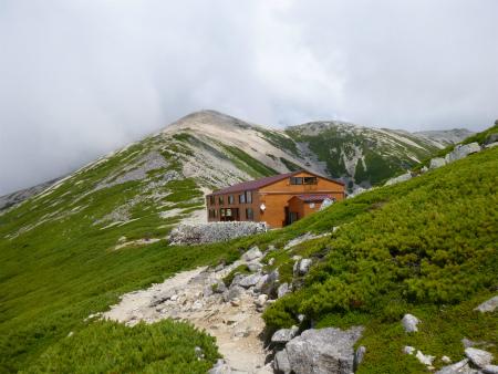 028薬師岳山荘