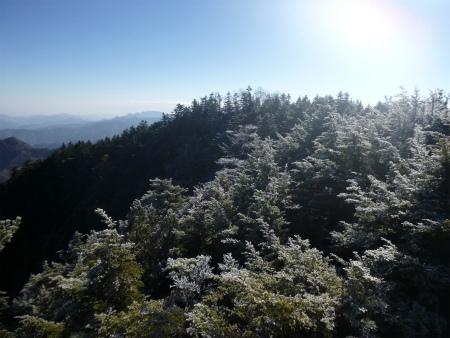 032霧氷