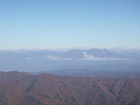 027浅間山