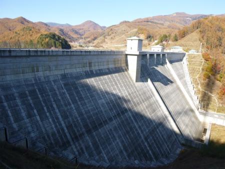 073琴川ダム