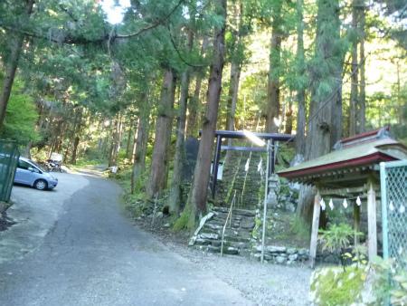 001軍刃利神社