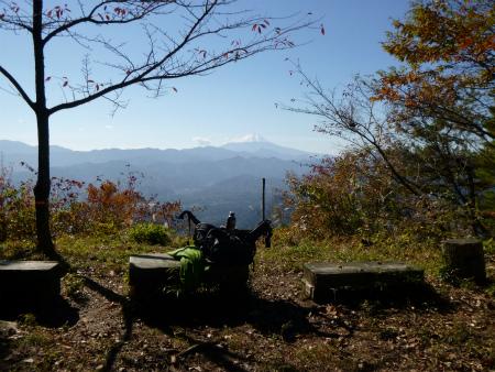 084元社から富士山