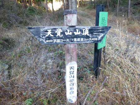 006尾根コースへ