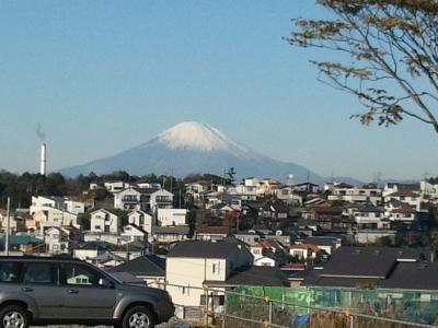 富士山縮小