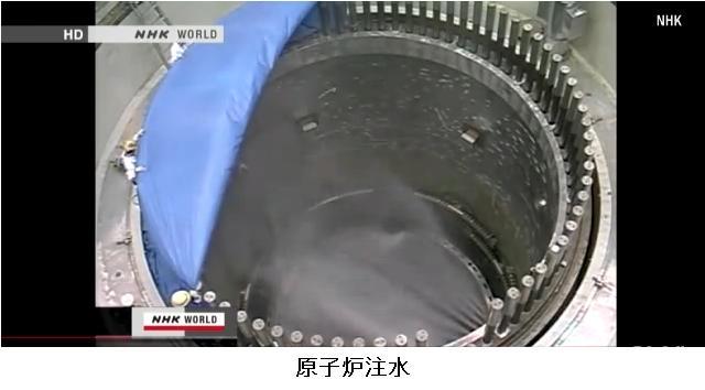 原子炉注水