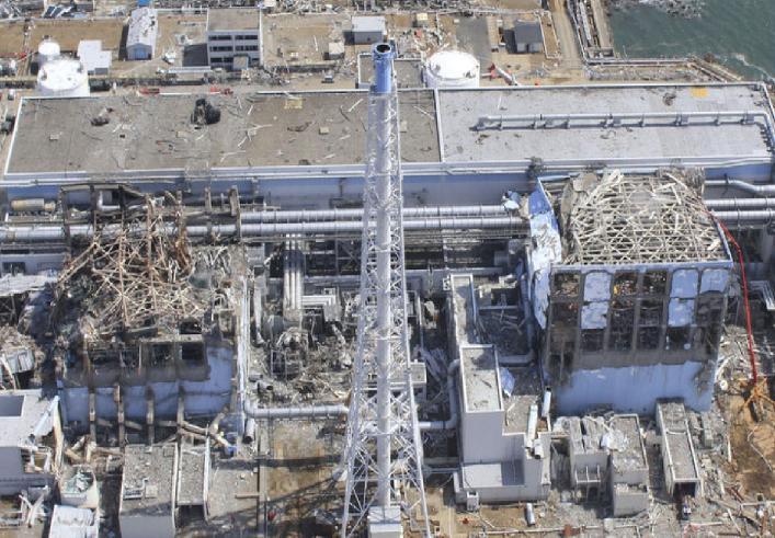 福島原発破壊