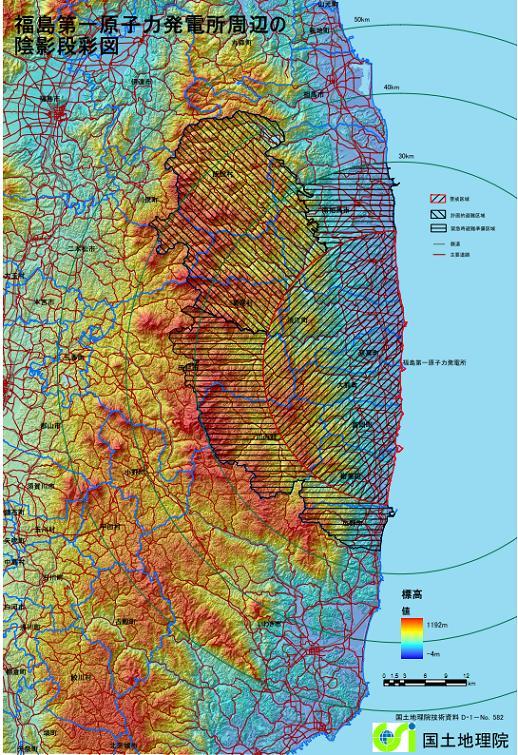 放射能マップ3