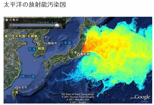 太平洋汚染
