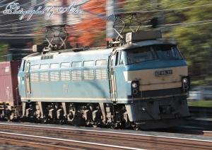5070レ(=EF66-30牽引)