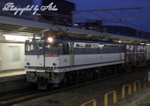 5087レ(=EF65-2091牽引)