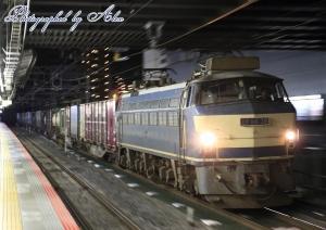 58レ(=EF66-30牽引)