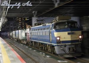 58レ(=EF66-21牽引)
