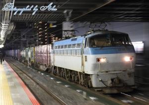 58レ(=EF66-107牽引)