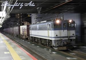5086レ(=EF65-2040牽引)