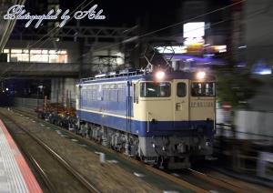 ?レ(=EF65-1128牽引)