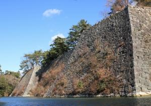 日本一二を争う高石垣