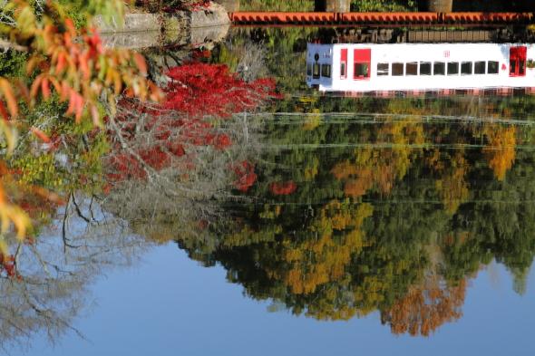 2013/11/30 和歌山電鐵貴志川線 大池遊園