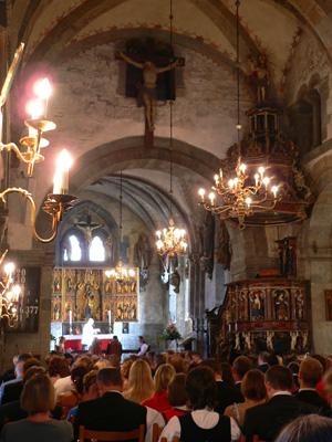 マリー教会(Mariakirken)fromノルウェー ベルゲン