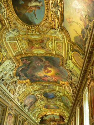 ルーブル美術館(Palais du Louvre)fromパリ