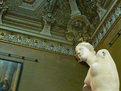 ミロのビーナス ルーブル美術館 Palais du Louvre)fromパリ