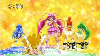 スマイルプリキュア3話ed