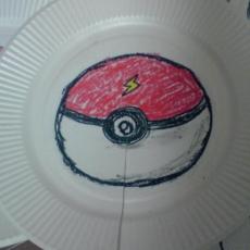 紙皿シアター