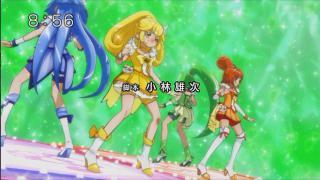 スマイルプリキュア3話ed2