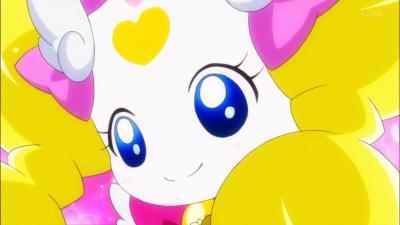 スマイルプリキュア8話キュアキャンディ