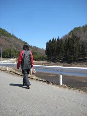 26 お散歩