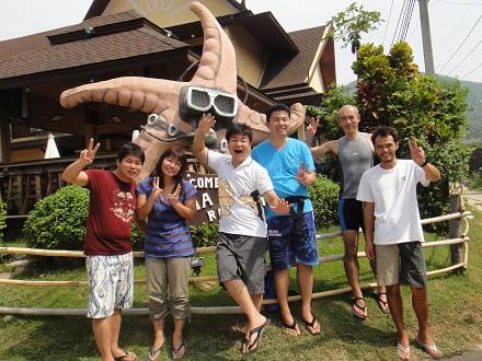 タオ島 ダイビング オープンウォーター1