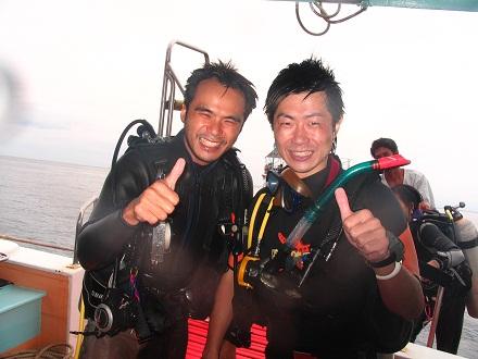 タオ島 ダイビング アドバンスコース