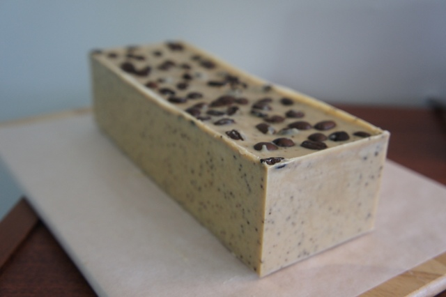 cofee soap bar
