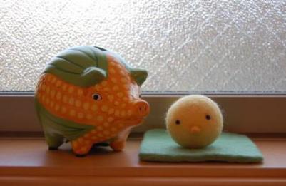 コーン豚と幸せの小鳥