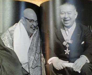 今東光と谷崎潤一郎