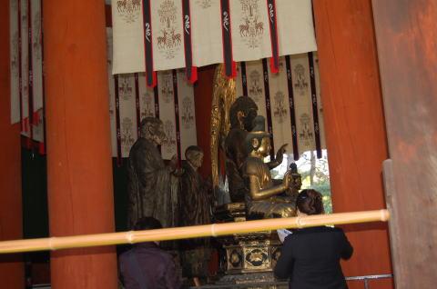興福寺 南円堂