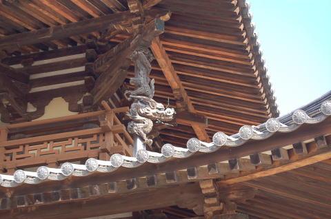 法隆寺 金堂(国宝)