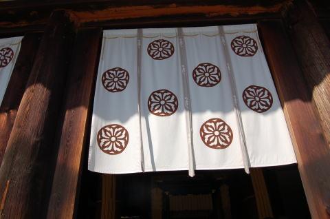 法隆寺西院中門