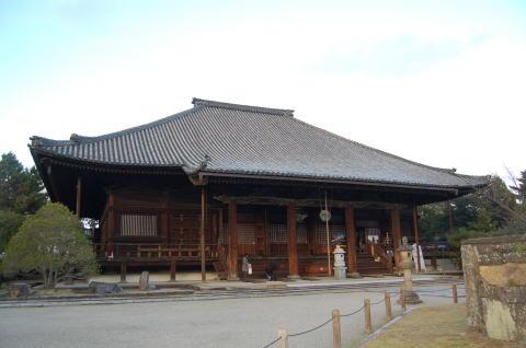 西大寺 本堂