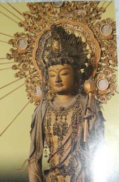 興福寺秘仏聖観音立像